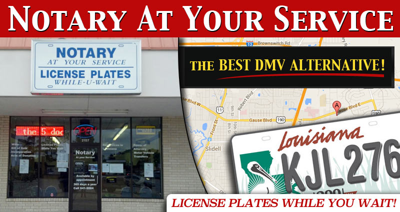 Notary At Your Service