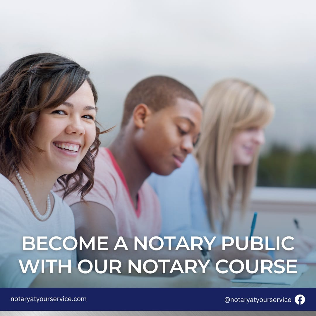 Notary Course Slidell LA